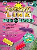 Summer Link, Math Plus Reading Grade 3