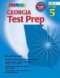 Spectrum Georgia Test Prep, Grade 5