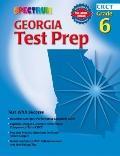 Spectrum Georgia Test Prep, Grade 6