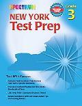 Spectrum New York Test Prep Grade 4