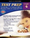 Aep Test Prep, Grade 4