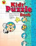 Kids' Puzzle Book