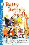 Batty Betty's Spells