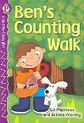 Benito pasea y cuenta / Ben's Counting Walk