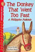 Burro Que Fue Muy Rapido Basado En Un Cuento Folclorico Filipino