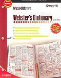 Webster's Dictionary Grades 4 - 8