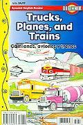 Trucks, Planes, And Trains/caminos, Aviones Y Trenes