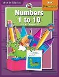 Numbers 1 - 10, Preschool