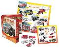 Fire Trucks and Rescue Vehicles Vehicle Play Set