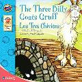 The Three Billy Goats Gruff/Los Tres Chivitos