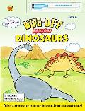 Wipe-Off Learn to Draw Dinosaurs [With Marker]