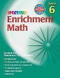 Spectrum Enrichment Math, Grade 6