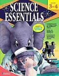Science: Grades 3-4 (Science Essentials Series)