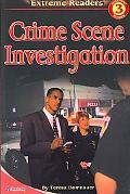 Crime Scene Investigation, Level 3