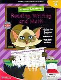 Picture Learning Reading, Writing, and Math for Grade K