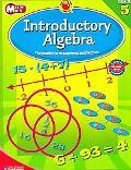 Brighter Child Master Math Introductory Algebra, Grade 5