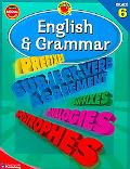 Brighter Child English and Grammar, Grade 6
