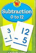 Subtraction 0 to 12