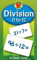 Division 0 to 12