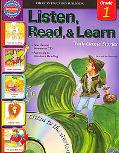 Listen, Read, and Learn with Classic Stories, Grade 1