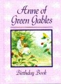 Anne of Green Gables Birthday Book