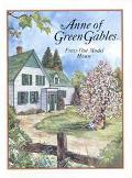 Anne of Green Gables Press Out Model House