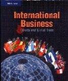 International Business: Canada and Global Trade Student Edition