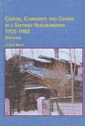 Culture, Community and Change in a Sapporo Neighborhood, 1925-1988: Hanayama (Japanese Studies, 8)