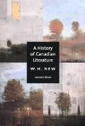 History of Canadian Literature