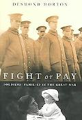 Fight Or Pay Soldiers' Families In The Great War