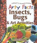 Insects, Bugs, and Art Activities