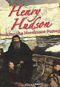 Henry Hudson Seeking The Northwest Passage
