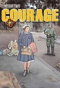 Live It : Courage (Crabtree Character Sketches)