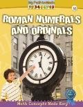 Roman Numerals and Ordinals (My Path to Math)