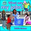 What Are My Jobs? (My World: Level E)