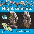 Night Animals (My World)