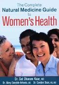 Complete Natural Medicine Guide to Women's Health
