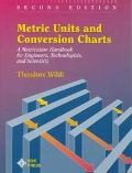 Metric Units and Conversion Charts A Metrication Handbook for Engineers, Technologists, and ...