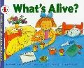 What's Alive? (Let's Read-And-Find-Out Science)
