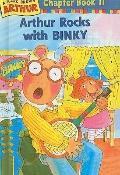 Arthur Rocks with Binky (Marc Brown Arthur Chapter Books)