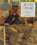 John Henry (Caldecott Honor Books)