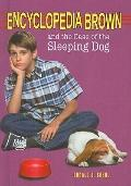Encyclopedia Brown and the Case of the Sleeping Dog (Encyclopedia Brown (Prebound))