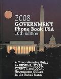Government Phone Book USA