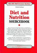 Diet and Nutrition Sourcebook