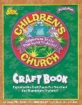 Noah's Park Children's Church Craft Book: Green Edition