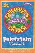 Noah's Park Children's Church Puppet Skits: Blue Edition