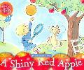 Shiny Red Apple