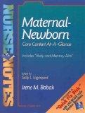 Nurse Notes: Maternal-Newborn: Core Content At-A-glance