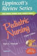 Pediatric Nursing - Lippincott Review Series, 3rd Edition