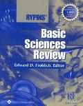 Rypins' Basic Sciences Review
